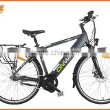 28 inch hot sale electric city bike with integrated battery Nexus inner 7 spd