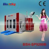 BSH-SP9200B China alibaba spray bake booth/spray paint booth bake oven/car painting machine