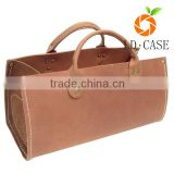 wholesale good price Top grade small leather motorcycle tool bag
