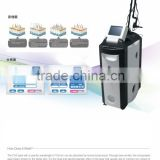 Vaginal Rejuvenation Hottt Fractional Co2 Laser Scar Skin Resurfacing Removal Machine / Laser Beauty Equipment 100um-2000um Spot Scar Pigment Removal