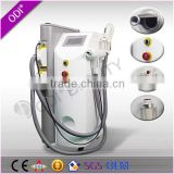 (CE)Powerful laser hair and tattoo removal salon machine with 9 HZ Laser , OPT IPL and RF- IRL10
