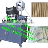 automatic chopsticks packing machine/wooden chopstick wrapper machine/chopstick wrapping machine