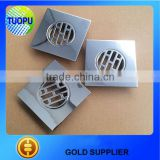 4 inch square swimming pool floor drain and deck drain manufacturer