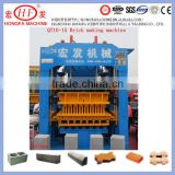 Garden paver making machine , grass paving block forming machinery , concrete block machine