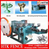 Low Noise High Speed Horse Shoes Nails Making Machinery
