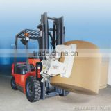 Paper roll clamp for forklift truck(forklift attachment)
