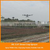 multi-coptor cheap uav agriculture, rc uav sprayer, easy transportation, drone uav sprayer with foldable frame