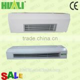 HUALI Horizontal Exposed Fan Coil Unit Use With Chilled Or Hot Water For Heating And Cooling