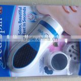 TV PRODUCT Fashion ELECTRIC PEDISPIN Removes PROFESSIONAL FOOT CARE