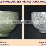Precious and Semi Precious Stone Carving Statue Figure Sculpture-2