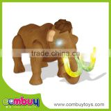 Hot selling educational musical battery operated elephant toy
