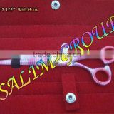 "Professional Pet grooming Scissors Dog Scissor 7"", Professional Hair Scissors guaranteed"