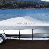manufacturer supplied dierctly Wholesale ployster/nylon/canvas waterproof boat cover