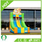 HI funny indoor or outdoor inflatable interactive game basketball hoop for adult and kids