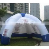 customized inflatable advertising tent with logo