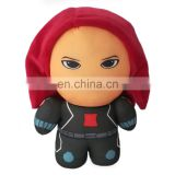 2017 New Marvel Plush Toy black widow toy