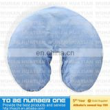 disposable fitted face rest cover..nonwoven face rest cover..disposable beauty face rest cover for massage