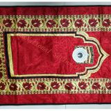 2018 new Muslim praying mat Folded Praying/ Muslim praying mat