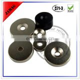Buy strong permanent neodymium countersink magnet