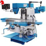 The Stronger quality XQ6132 universal milling machine
