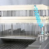 Automatic needle brine injector machine for meat