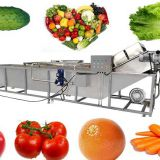 Industrial Vegetable Washing Line Machinery