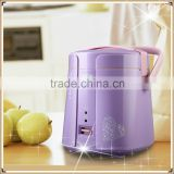 Multi Function Electric Mini Rice Cooker Purple