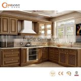 Foshan factory direct fashionable kitchen cabinet,small kitchen appliance