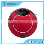 2015 Self charging sweeping mopping vacuuming wet and dry cleaning machine robot vacuum cleaner