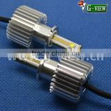 New T6 4000lm XML chip car led headlight 9005/6 h8/11 h4 h7 3600lm auto led headlight kit