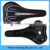 kid's bike saddle,colorful gear saddle,cover bicycle saddle