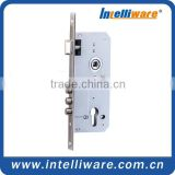 Best sale nickle plated mortise lock in modern house