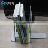 School Furniture Student Metal Book Stand Custom Metal Library Bookends