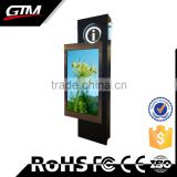 Bus Led Display Screen Monitor Wall Mount Smart Tv Car Advertising Screen Bus Stop Advertising Display