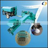 Factory price Concrete mixer Automatic Cement Brick making machine