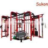 SK-247 Commercial gym equipment synrgy 360 lifefitness multi station exercise machine