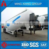 bulk powder material tanker semi trailer for sale bulk cement tank semi-trailer
