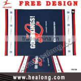 100% polyester heater custom sublimation printed super soft blanket