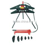12T manual pipe bender hydraulic used pipe bender for sale