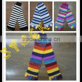 fashional stripe Five toe socks STOCK/ funny cotton knitted long socks