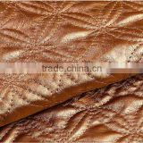 Flexible and tough Waterproof faux leather upholstery fabric PVC leather