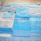 Non-absorbant Materials 100% PP Material Nonwoven Fabric for Protective Clothing in China