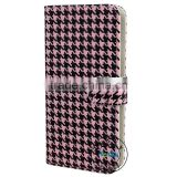2014 Newest Phone Holster,Flip Stand Up Pouch For iphone 6 Leather