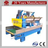 Marble Granite Slab Polishing Machine with abrasive pad