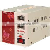 500va home use volt meter display automatic single phase voltage stabilizer 500va switch
