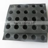 roof garden, football field, golf course, beach project Dimple drain board/hdpe drain board