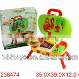 sound control BBQ/barbecue toy set for kids                                                                         Quality Choice