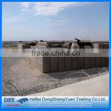 Factory Price High Quality Military Explosion Proofing Wall/High Quality Pvc-coated Heavy-duty Gabion Box