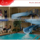 swimming pool with water slides tube for summer kids play                                                                         Quality Choice