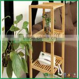 FB6-2024 bamboo corner bracket rack for customized